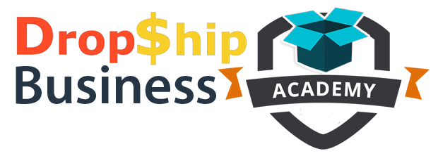 Drop Shipping online website business academy